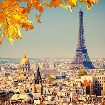 Поездка во Францию 2015